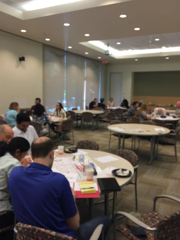 Workshop at UHD